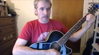 Dave's Guitar Lessons - Proud Mary - Creedence Clearwater Revival