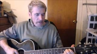 Dave's Guitar Lessons - Hooked On A Feeling - Blue Swede