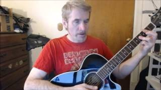 Dave's Guitar Lessons  - One - Three Dog Night