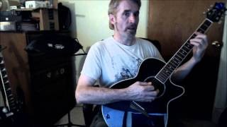 Dave's Guitar Lessons - Rock You Like a Hurricane - The Scorpions