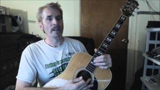 Dave's Guitar Lessons - Shooting Star - Bad Company