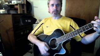 Dave's Guitar Lessons - Jungle Love - Steve Miller Band