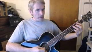 Dave's Guitar Lessons - Black and White - Three Dog Night