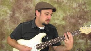 Drop D Tuning Guitar Lesson - hard rock and heavy metal guitar lessons