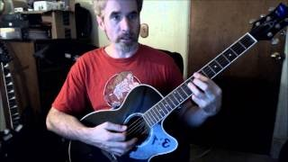 Dave's Guitar Lessons - What I Like About You - The Romantics