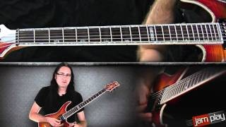 Tapping Arpeggios Advanced Guitar Lesson