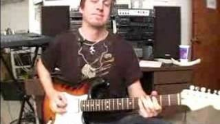How to Play Heavy Metal Guitar : Using Distortion for Metal Guitar