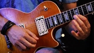 How to Do 1 Octave Sweep Picking | Heavy Metal Guitar
