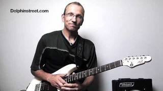 Blues Guitar Rhythm Lesson Chucky