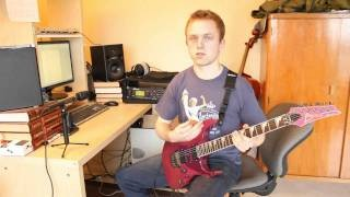 1-7-1 Metal Groove Guitar Lesson