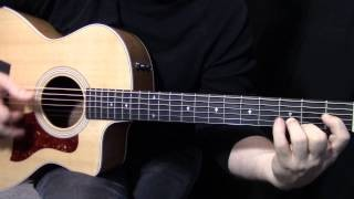 "how to play ""Mother Nature's Son"" by The Beatles_ Paul McCartney - acoustic guitar lesson"