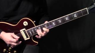 "how to play ""She Sells Sanctuary"" on guitar by The Cult 