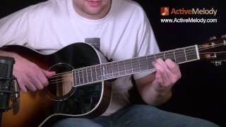 Delta Acoustic Blues Guitar Lesson: EP013