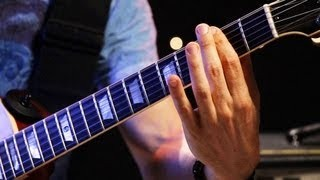 Metal Guitar Riffs in Drop D | Heavy Metal Guitar