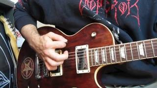 The Basic Metal Gallop - Intermediate Metal Rhythm Guitar Lesson