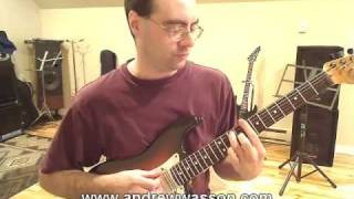 Creative Guitar: Harmonized Moveable Chord Shapes - Part 1