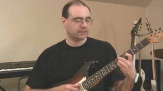 GUITAR THEORY: Scale Degrees and Modes