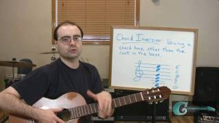 Music Theory: Chord Inversions