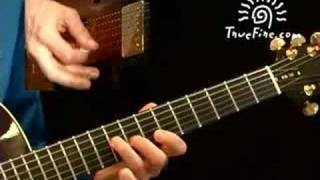 Jazz Guitar Lessons - Modal Solo 3 - Jazz Anatomy - Mimi Fox