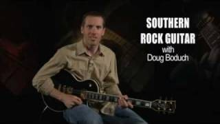 Southern Rock Guitar Lesson @ GuitarInstructor.com
