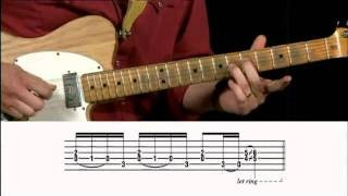 Southern Fried Country Licks Guitar Lesson @ GuitarInstructor.com (preview)