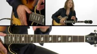 Robben Ford Guitar Lesson - #6 Thirds - Chord Revolution: Foundations