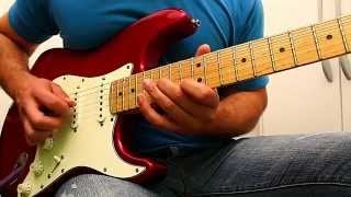 Turbo Lesson #10 - 2 Licks de Blues Rock