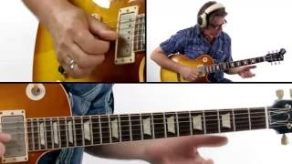 50 Southern Rock Licks - #37 Southern Melodic 1 - Guitar Lesson