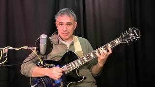Jazz harmony lesson, guitar, piano - increase your chord progression vocabulary infinitely!