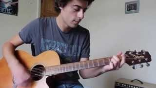 Acoustic Solo Blues Guitar Lesson Part 2