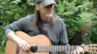 "Acoustic Guitar Lessons ""More  E Blues"" Tab Included"