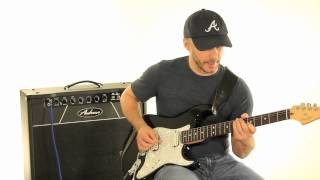 Jimmy Herring AIM Clinic Jazz Fusion Guitar Licks Part 2 of 2 - Guitar Breakdown