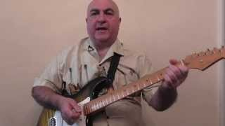 The Dorian Mode for Guitar
