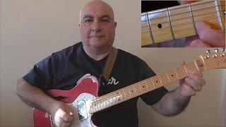 The C Major Scale For Guitar Beginners
