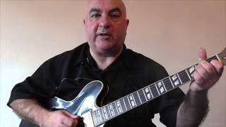 Blues Turnarounds for Guitar