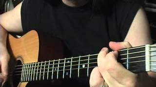 Very Basic Country Acoustic Guitar Lesson With Scott Grove