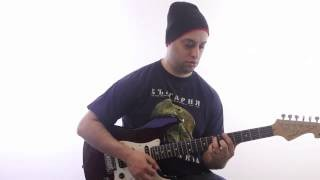 Basic Variation on a Blues Chord Progression - Blues Guitar Lesson