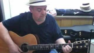 Easy Guitar - E Blues Chord Progression