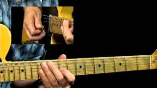 50 Rhythm & Blues Licks - #25 Private Dancer - R&B Guitar Lessons