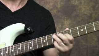 How to Play Guitar Melodically