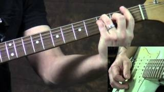 Guitar Lesson: Learn the CAGED Chord System - Part 2