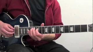 "Guitar Lesson Scale Exercise ""Pentatonic Scales Pattern 1"" Scale Patterns, Alternate Picking,"