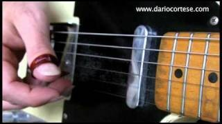 Country Guitar Lesson: Banjo Rolls