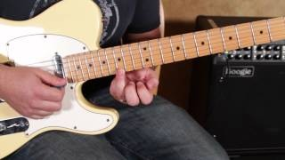 Blues Rock Guitar Solo Lesson - More fun with the BB King Box - Guitar Scales - Blues Licks