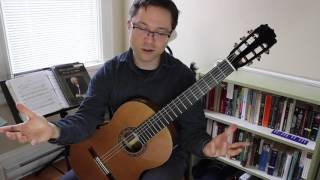 Lesson: Prelude, BWV 999 by Bach on Classical Guitar