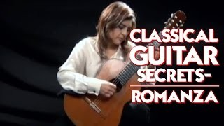 Classical Guitar Secrets - Romanza