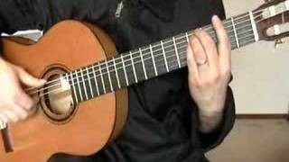 Pachelbel's Canon Classical Guitar Lesson Part 3