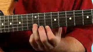 Guitar Lesson: Country 3rds