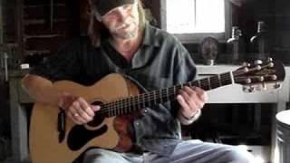 "Acoustic Guitar Lessons ""Country Chordal  Licks"" Tab Included"