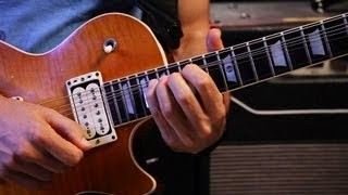 How to Overbend Notes | Heavy Metal Guitar
